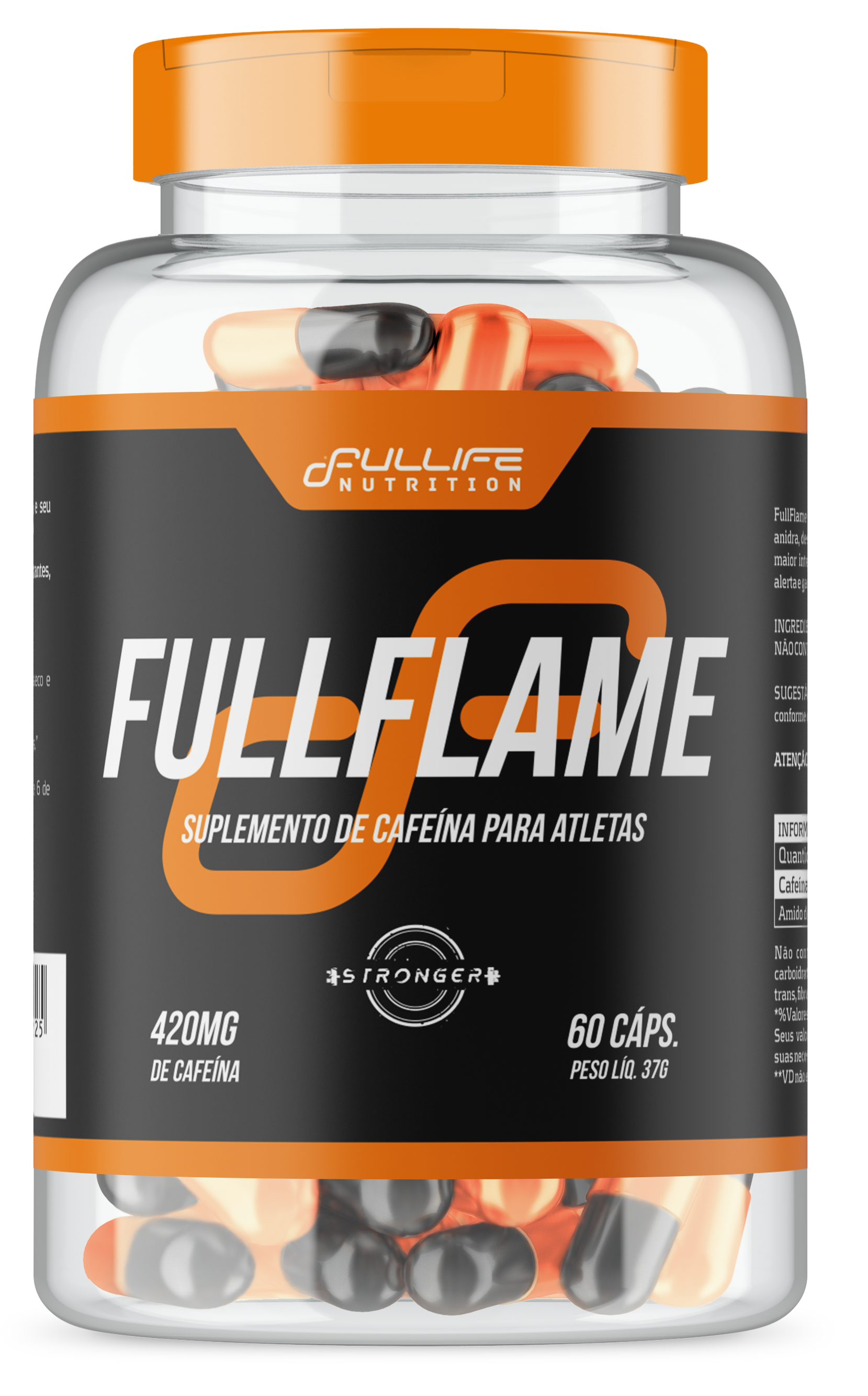 fullflame 420mg - fullife nutrition