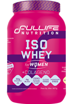 Iso-whey women - Fullife Nutrition