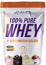 100% pure whey - Fullife Nutrition
